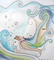 Naiad's Dream by ShaylynnAnn