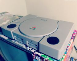 PlayStation MP3 Dock by GosteOner
