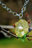 Full Bloom Necklace by nazzara