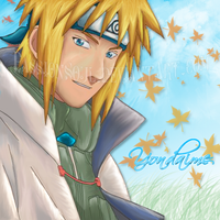 Yondaime Hokage by PassionSoul