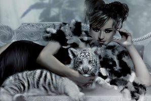 Eye Of The Tiger by Miss-deviantE