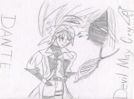 Dante DMC4 by vincent-is-mine