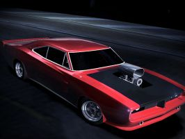 Charger RT : Dragster by Vipervelocity