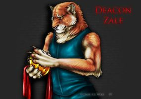 Fighting Liger DZ by DarkIceWolf