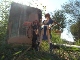Dead or alive 5 by PokepictureFigurefun