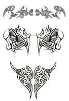 tattoo designs 2 by dannydevil