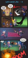 Let's catch jinx #6 by HolyElfGirl