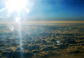 Above the clouds by BiancaEnache