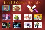 My Top 10 Funniest Characters by SuperMarioMaster170