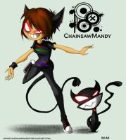 ChainsawMandy 2010 ID by Inked-Alpha