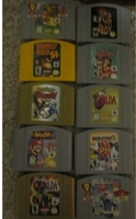 My Favourite N64 Games! by TheAmazingNSixtyfour