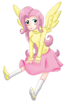 Fluttershy by LilRedRoses
