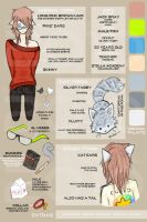 Jack Gray Refrence Sheet by Exoe
