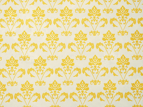 Gold Damask by R2krw9