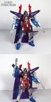 Lord Starscream by Unicron9