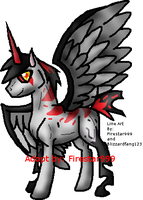 Male MLP Alicorn Adopt (OPEN!) (NAME YOUR PRICE!) by Firestar999