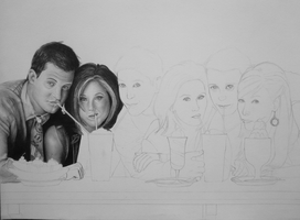 New drawing - WIP 1 by bm23
