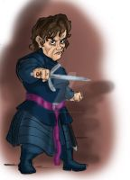 Tyrion by mikemack1984