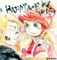 A Happy New Year 1 by E-T-O