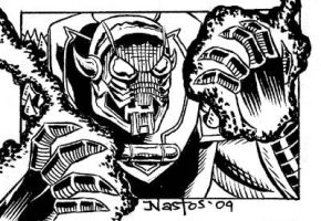 Annihilus Sketchcard by ElfSong-Mat