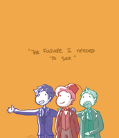 The Future I Need by Chere-and-Rose