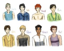 Disney Gender Swap Take 2 by CloudedInfluence