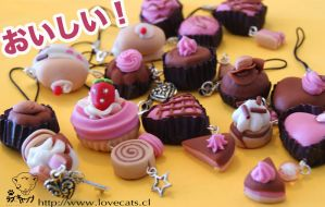 Sweet Pastry Collecion 2.0 by vrlovecats