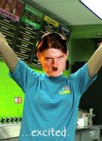 Hitler is... by moodooman