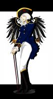 APH Gender Bender: Prussia by yunichan
