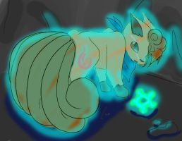 Vulpix Adopt .::CLOSED::. by StarryAdopts