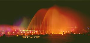 Water Show 1 by wanderingaimlessly
