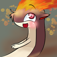 -:Shiny Quilava:- by flarefugikage
