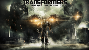 Transformers Age of Extinction Photomanipulation by CryoGfx