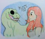 You and I are One and the Same by skylordamelia