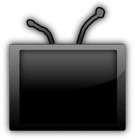 TV icon by CheeseEnthusiast