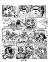 Doujinshi Belenos_page 2 by Celes-Silvertears