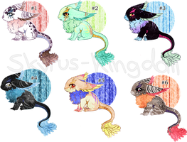 Growing Baby Skyrous ||open|| by Meshion