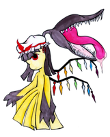 Flandre Scarlet Mawile TF by Luxianne