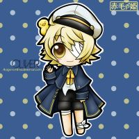 Vocaloid - Oliver by Akage-no-Hime