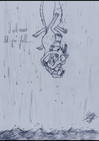 I will never let you fall :: SKETCH by MrsEmmyJ