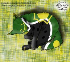 Breeding: Taethiana 3 of 4 by emgeal