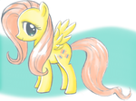 Fluttershy by ingthingthings