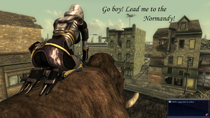 Lead me to the Normandy by RayneR27