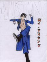 Roy Mustang for Firefly by TwilightAlchemistX16