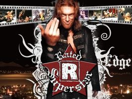 Rated R Superstar edge wallpaper by leonrock84