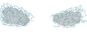 Learn please from this.... '' How to draw wings '' by Creosxy
