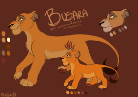 Busara by ArmanaTLK