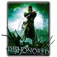 Dishonored icon3 by pavelber