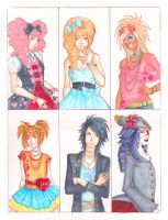 Fashionable Japan by ruphy-boy