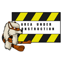 Under Construction - Arcanine by GreyScale9